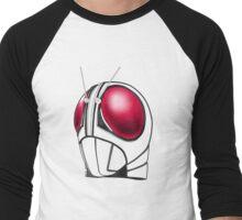 Japan-Hero-08 Men's Baseball ¾ T-Shirt