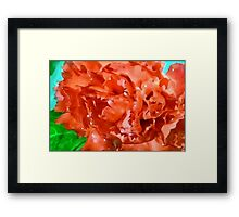 After The Ball is Over Framed Print