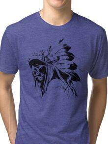 indian apache Tri-blend T-Shirt