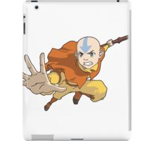 Airbending Is A Hobby iPad Case/Skin