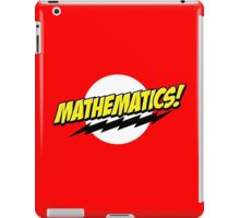 Mathematics! iPad Case/Skin