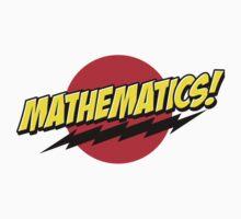 Mathematics! Sticker by DWS-Store