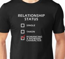 Gamer Romance Unisex T-Shirt