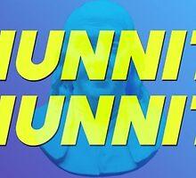 HUNNIT HUNNIT - Pouya & Fat Nick by Alexander Peet
