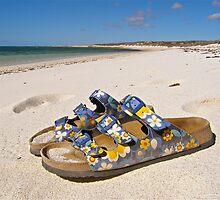 Beach Patrol by CharlieD