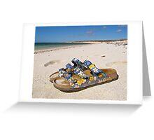 Beach Patrol Greeting Card