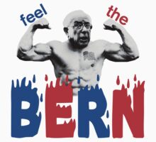 Feel the Bern Baby Tee