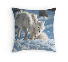Tender Moments Throw Pillow