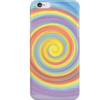Twisted Rainbow Art iPhone Case/Skin