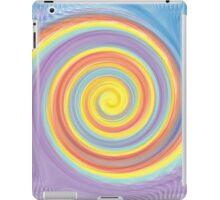 Twisted Rainbow Art iPad Case/Skin