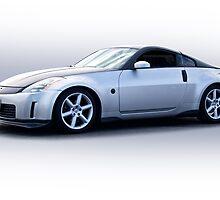 2008 Nissan Z350 Sports Coupe by DaveKoontz