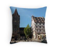 Nuremberg Throw Pillow
