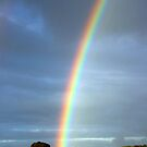 Rainbow over the Great Southern Ocean by Chris Chalk