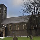 St Tydfils Old Parish Church - Merthyr Tydfil by rhian mountjoy