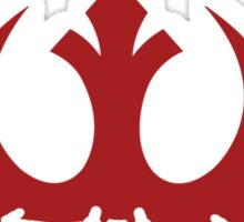 Red Squadron 05 Sticker