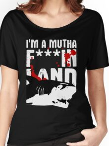 I'm A Land Shark Women's Relaxed Fit T-Shirt