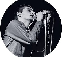 Joy Division Ian Curtis by jessieh29