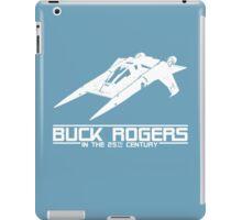 Buck Rogers In The 25th Century Spacecraft Sci Fi Tshirt iPad Case/Skin