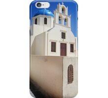 Blue. Bells. iPhone Case/Skin