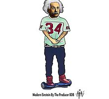 Modern Einstein by The Producer BDB by Style by BDB