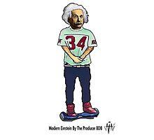 Modern Einstein by The Producer BDB Photographic Print
