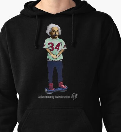 Modern Einstein by The Producer BDB Pullover Hoodie