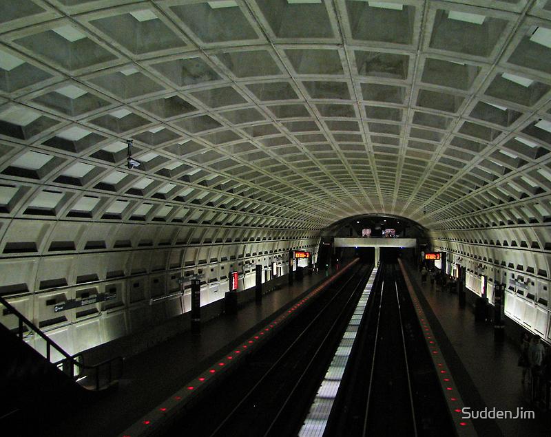 DC Metro by SuddenJim