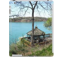 My Front Yard ~ The Niagara At Lewiston, NY iPad Case/Skin
