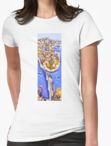 Riverside Womens Fitted T-Shirt
