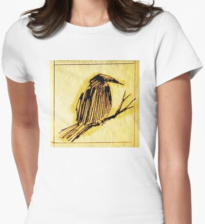 ravens perch Womens Fitted T-Shirt