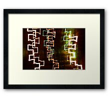 Series: New Years Eve, #6 Framed Print