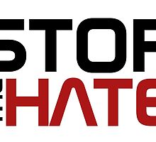 Stop the Hate by Charles Oliver