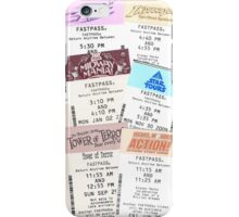 Hollywood Studios fastpass phone case iPhone Case/Skin