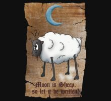Moon is Sheep by Adam Howie