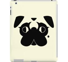 Pug Stamp iPad Case/Skin