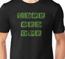 Ctrl-Alt-Del Unisex T-Shirt