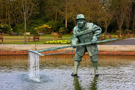 The Lytham Shrimper by Peter Stone