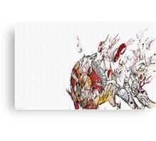 Okami Zodiac Gods Canvas Print
