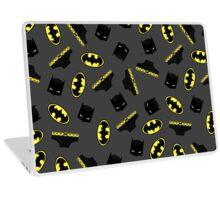 The Big Black Bat Laptop Skin