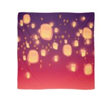 Floating Lanterns Scarf