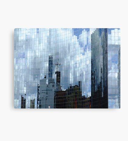 pixelart  Canvas Print