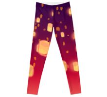 Floating Lanterns leggings and pencil skirt Leggings