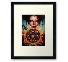 Wheel Of Fortune  Framed Print
