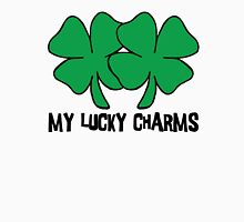 """Irish """"My Lucky Charms"""" Women's Womens Fitted T-Shirt"""