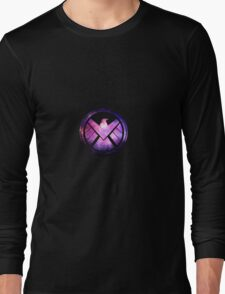Shield logo Long Sleeve T-Shirt