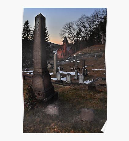 Cemetary Hill Poster