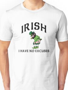 Funny Irish Unisex T-Shirt