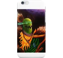 Fiddlesticks the Scarecrow iPhone Case/Skin