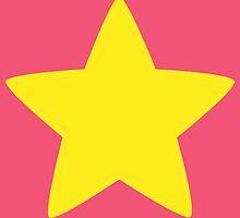 Steven Universe Star Shirt by Haydehnt