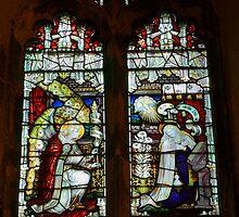 The Annunciation by Dave Godden